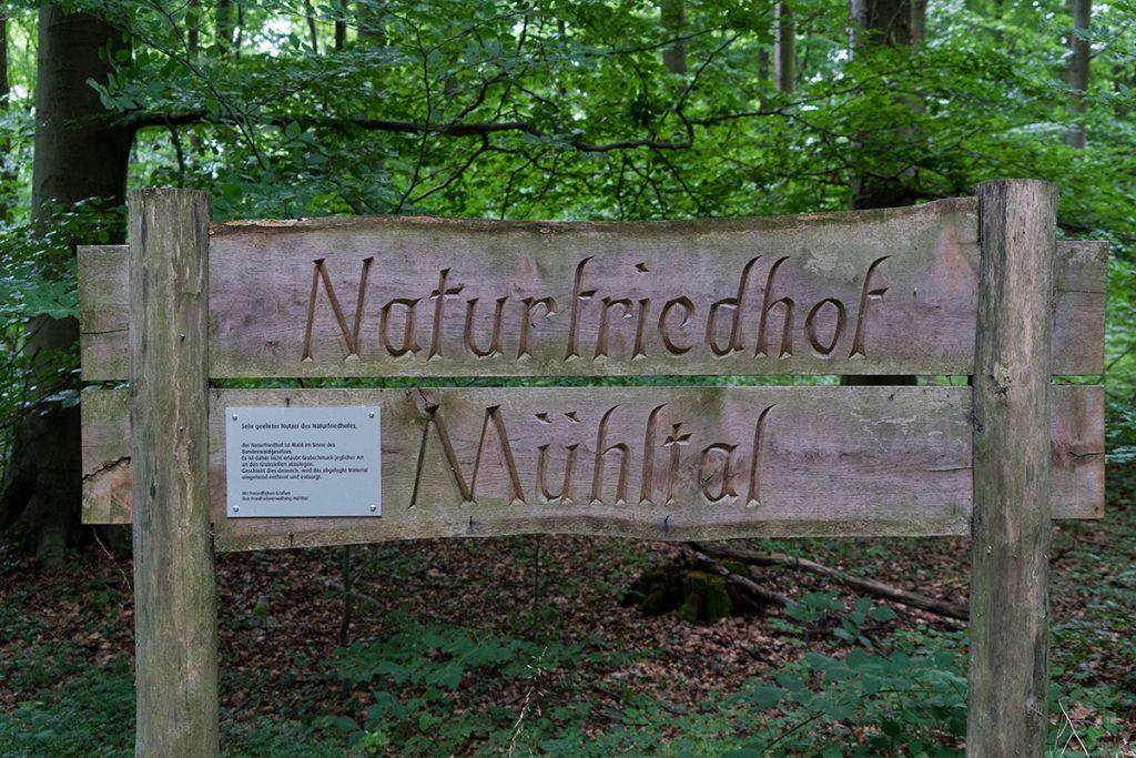 Naturfriedhof Mühltal