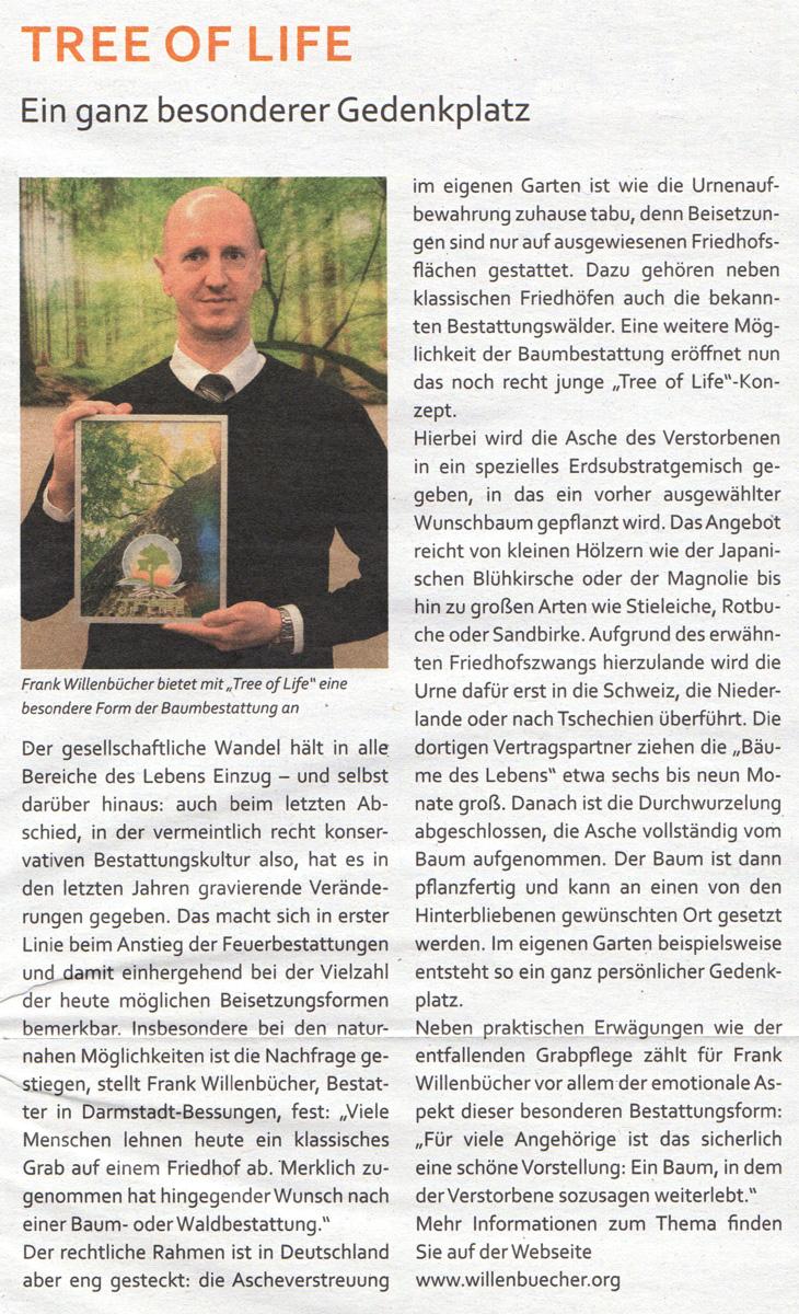 Lebenslust Magazin Artikel
