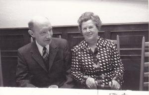 Georg und Franziska Willenbücher
