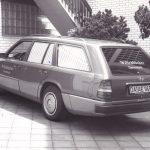 Willenbüchers Bestattungswagen, 1990er