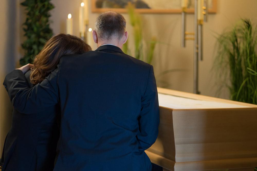 Bestattungsvorsorge