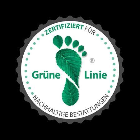 Das Siegel der Grünen Linie